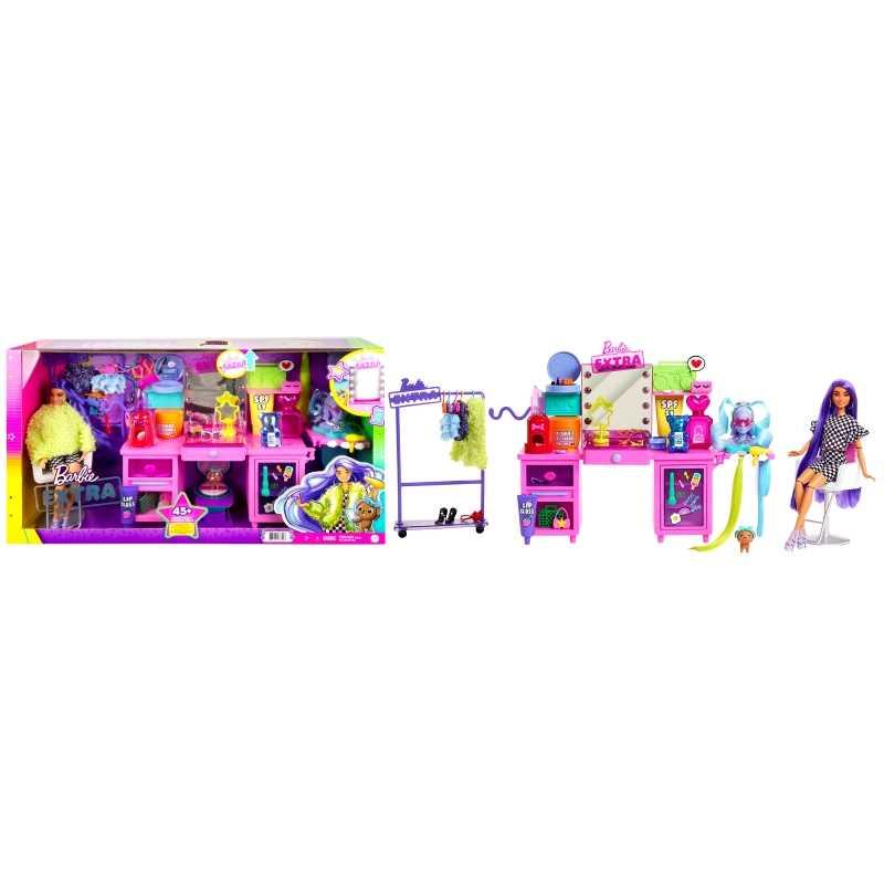 Barbie Extra Vanity Playset