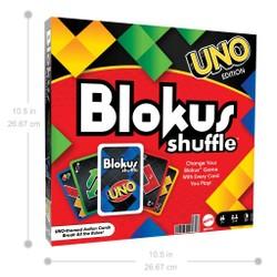 Blokus Shuffle UNO