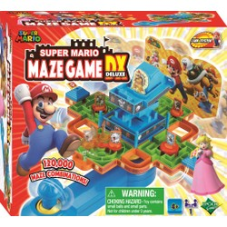 Maze Game DX Deluxe Mario