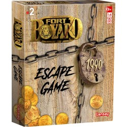 Fort Boyard Escape Game