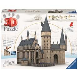 Puzzle 3D Château de Poudlard Harry Potter
