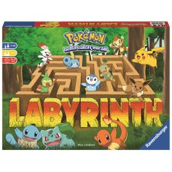 Labyrinthe Pokémon