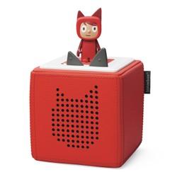 TonieBox - Mon Premier Coffret rouge