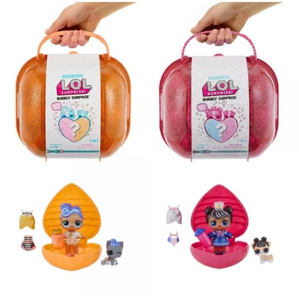 L.O.L. Surprise Color Change Bubbly Surprise (Assortiment)