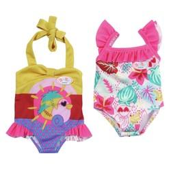 Baby Born - Maillot de bain multicolore (Assortiment)