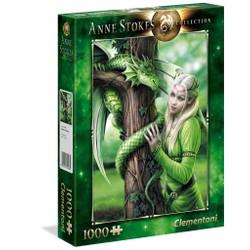 Puzzles Anne Stokes 1000 pcs (Assortiment)