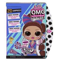LOL Surprise - Poupée OMG All Stars B.B. (Assortiment)