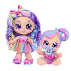 KIndi Kids - Poupée Mystabella et sa petite soeur