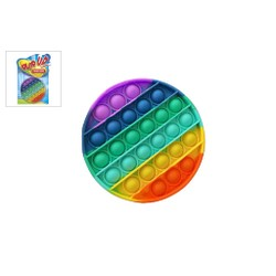 Pop It Rainbow Fidget Plop Up