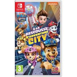 Pat'Patrouille: À la Rescousse d'Adventure City (Nintendo Switch)