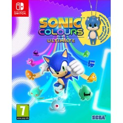 Sonic Colours Ultimate (Nintendo Switch)