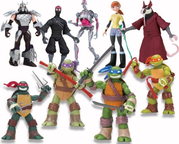 Tortues Ninja - Figurine 12 cm