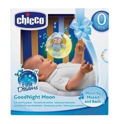 Veilleuse Musicale Petite Lune bleue