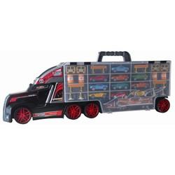 Camion de 57 cm avec 11 véhicules