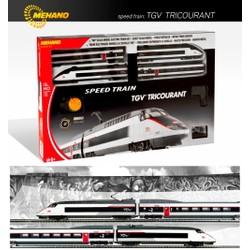 Coffret Thalys/TGV