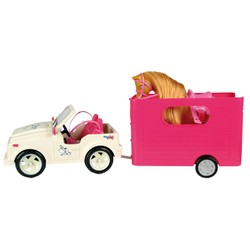 4x4 avec van et cheval