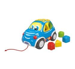 Ma voiture des formes et couleurs