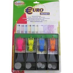 Euro tiroir caisse