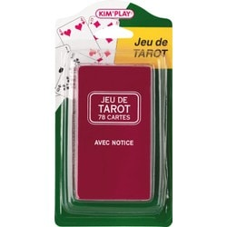 Jeu de Tarot 78 cartes avec notice
