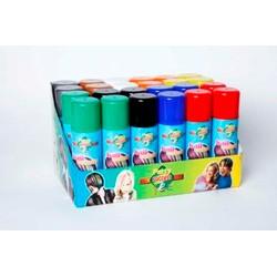 Bombe de couleur pour les cheveux
