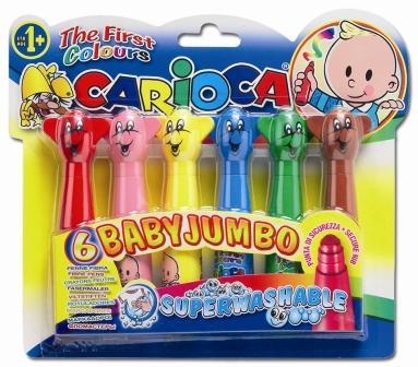 6 carioca baby jumbo