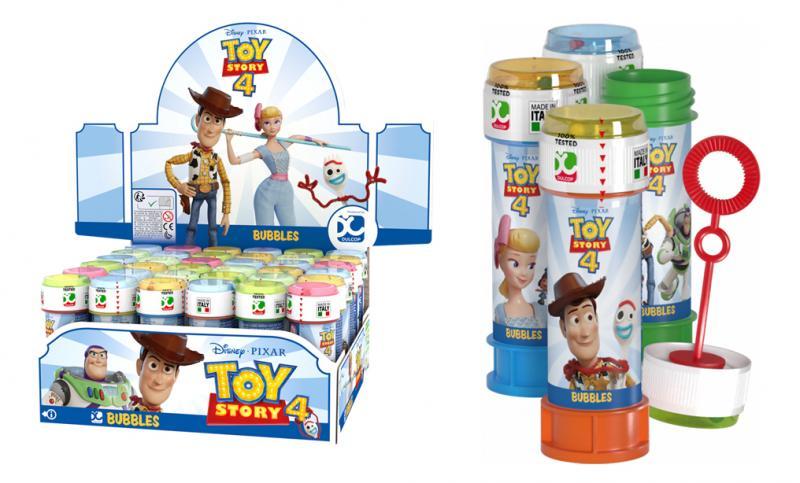 Bulles de savon Toy Story 4