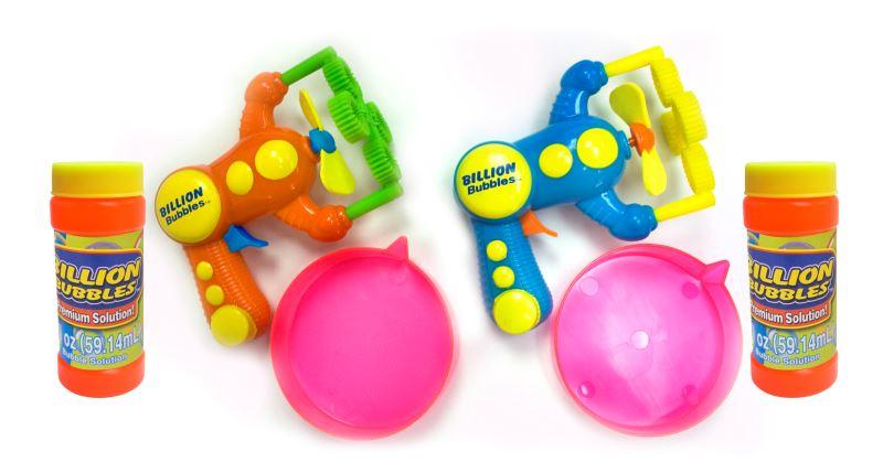 Mini Pistolet à bulles