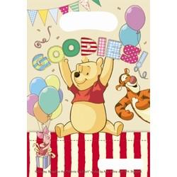 Winnie 6 Party bags